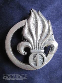 Odznaka beret 1REC/4Esc
