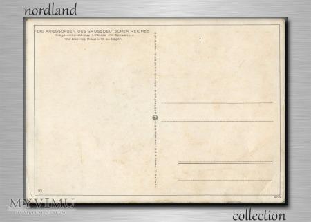 Pocztówka z KVK I klasy
