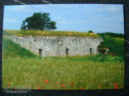 Schron piechoty IR 1 w Bzowie