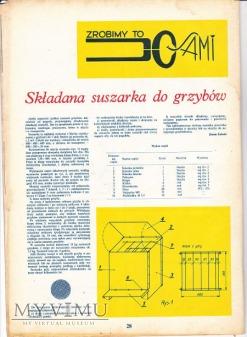 HORYZONTY TECHNIKI 1970 r. nr.8