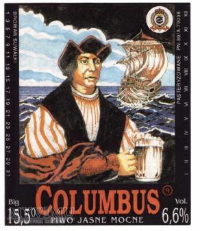 Suwałki, Columbus