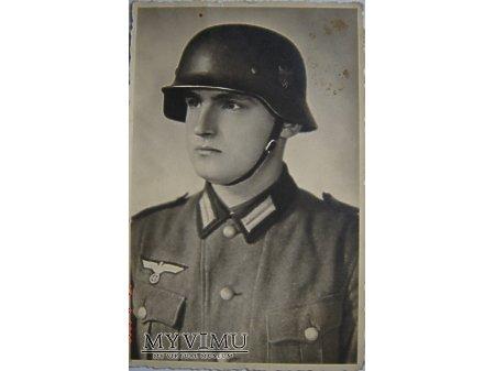 Duże zdjęcie Portret żołnierza WH