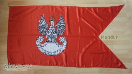 Duże zdjęcie FLAGA WOJSK LĄDOWYCH