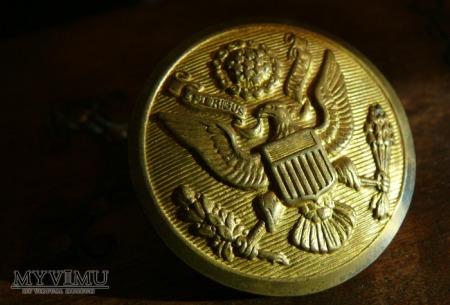 Duże zdjęcie USA - guzik ogólnowojskowy