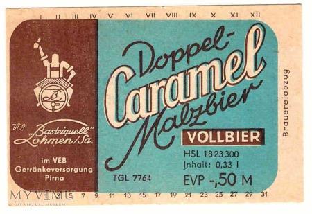 Basteiquell, Caramel