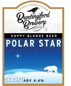 buntingford brewery - polar star