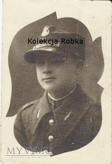 Kapral Edward Lubkiewicz z 25 Pułku Ułanów Wielk.
