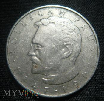 10 złotych Bolesław Prus Polska 1975