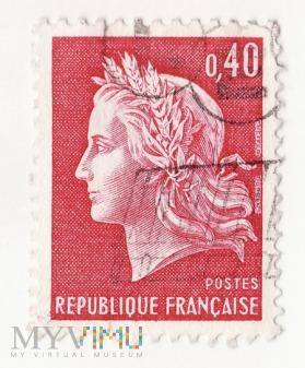 Marianne de Cheffer Francja 1969