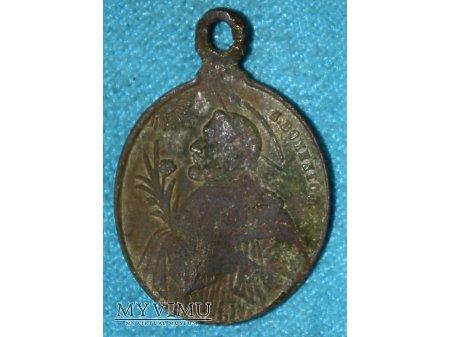 Medalik S DOMINICO