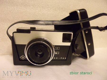 aparat fotograficzny Agfa ISO-PAK