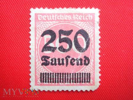 Znaczek Rzeszy Niemieckiej (3)