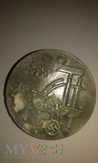 odznaka 1 maj święto pracy 1936
