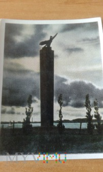 pomnik pamięci o załogach u-bootów