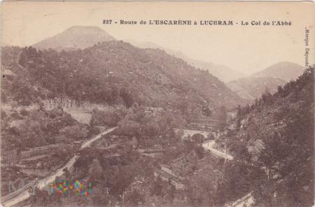 Route de L'Escaréne