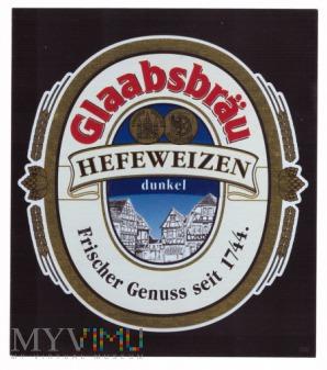 Glaabsbräu Hefeweizen