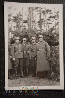 Niemieccy wojacy - Luftwaffe - II wojna