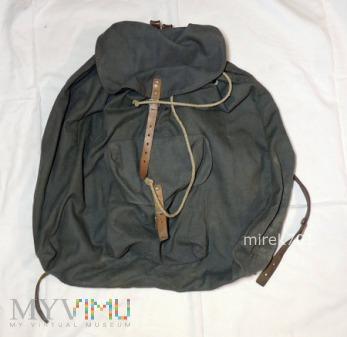 Plecak chyba niemiecki wojskowy