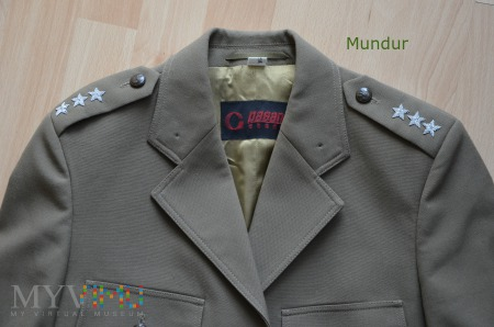 Mundur wyjściowy 136D/MON pani porucznik