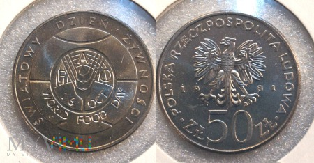 1981, 50 zł
