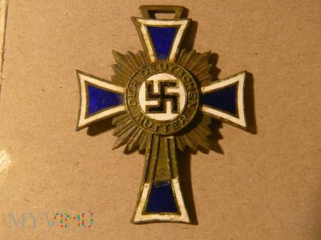 Krzyż Matki - Mutterkreuz, Ehrenkreuz der Deutsche