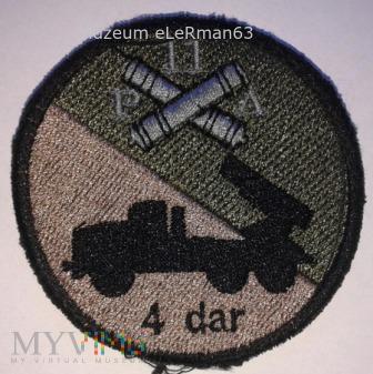 4 Dywizjon Artylerii Rakietowej 11 MPA. Węgorzewo