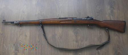 Karabin Mauser M98/29 Czeski dla Iranu