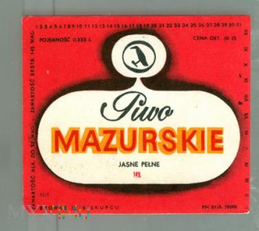 Bieskupiec, Mazurskie
