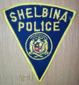 Shelbina policja