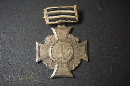 Pruski Krzyż Kombatancki II Klasy