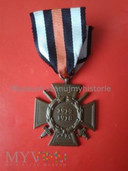 Das Ehrenkreuz des Weltkrieges