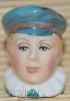 Naparstek -głowa/Tiny Tim