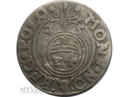 Półtorak, 1625 rok.