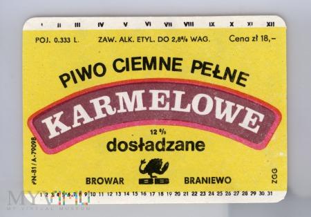 Braniewo, Karmelowe