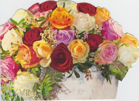 Eine Rose für die Liebe