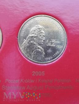 Duże zdjęcie Stanisław August Poniatowski- 2005