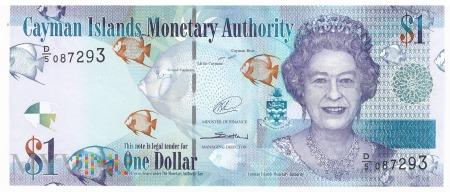 Kajmany - 1 dolar (2014)