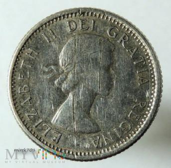 Kanada 10 centów 1964