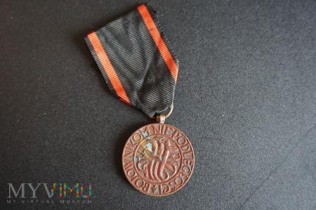 Medal Niepodległości II RP - wyk. Mennica