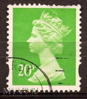 Elżbieta II, GB 1638