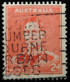 Australia 2d Jerzy VI