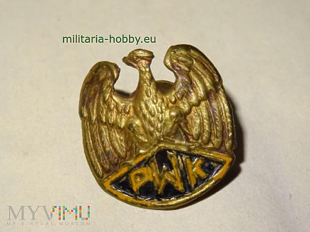 Orzełek odznaka PWK