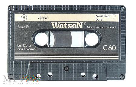 WatsoN C 60 kaseta magnetofonowa