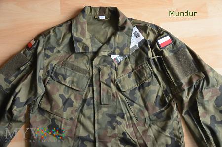 Bluza munduru polowego letniego wz 124L/MON