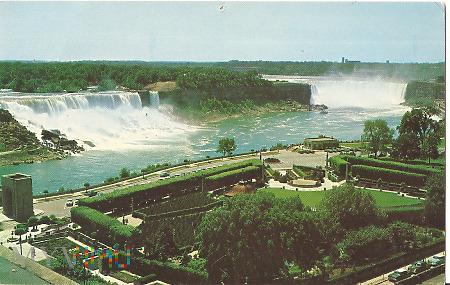 Wodospad Niagara-1972r.a