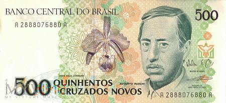 Brazylia - 500 cruzados novos (1990)