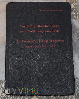 Duże zdjęcie Instrukcja Torn.E.b