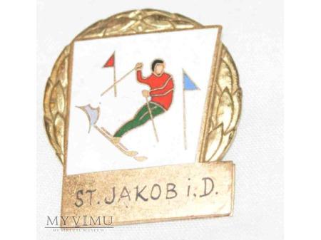 Stara odznaka sportowa (narciarska)