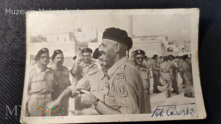 Włochy 1944 - Generał Anders