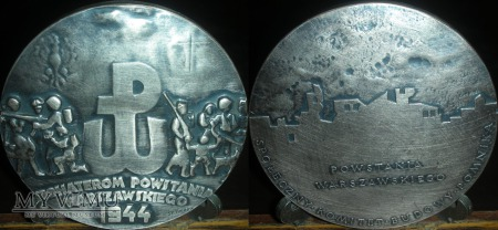 Duże zdjęcie 037. Bohaterom Powstania Warszawskiego
